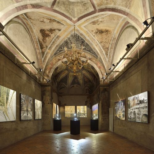ARCHITECTURAL ROUTES MOSTRA